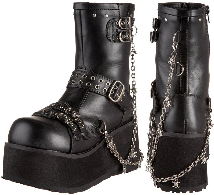Demonia By Pleaser Clash-430 Boot