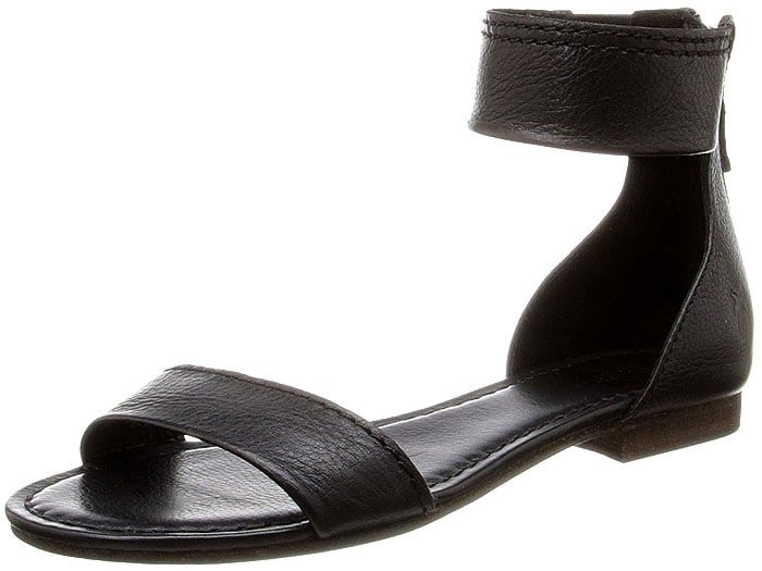 "Frye ""Carson"" Flat Sandals"