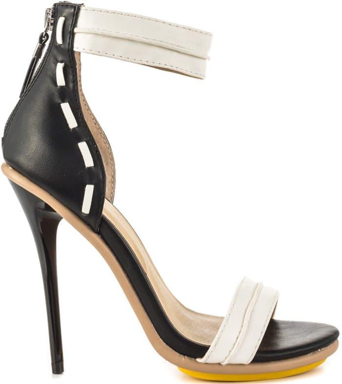 GX Armin Sandals in White Mat