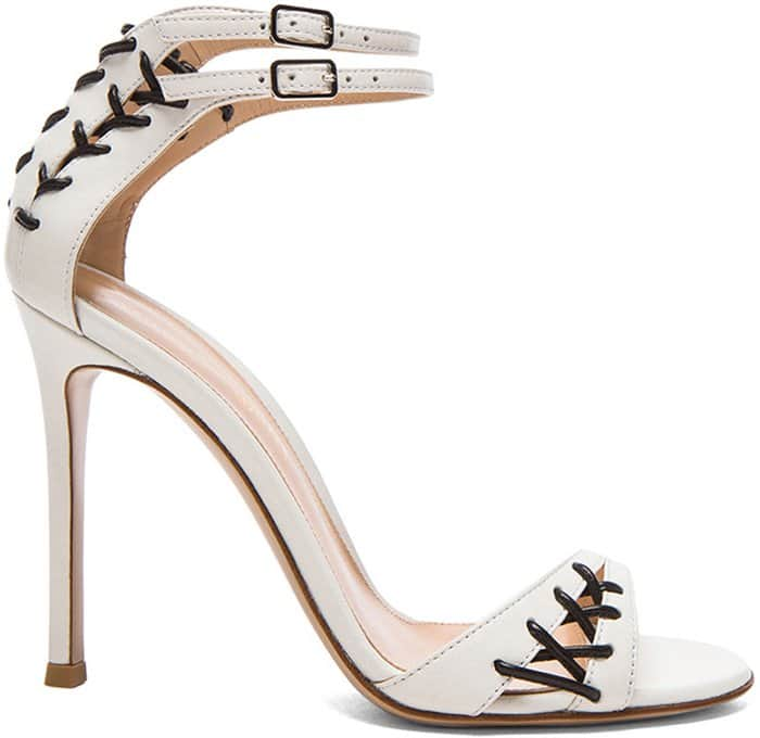 Gianvito Rossi Stitched Heels