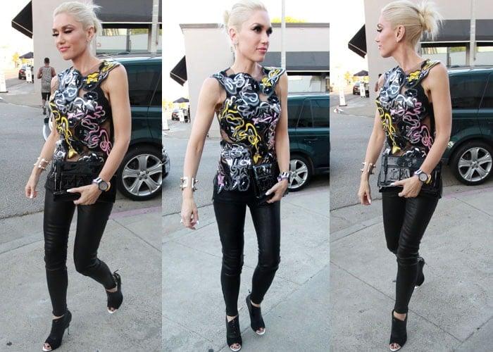 Gwen Stefani Cake Mix GX 2