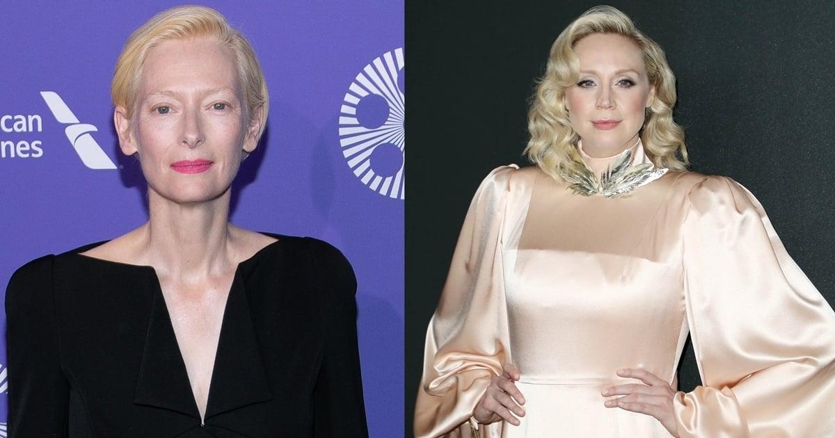 Tilda Swinton In Game Of Thrones Gwendoline Christie Is Brienne Of Tarth