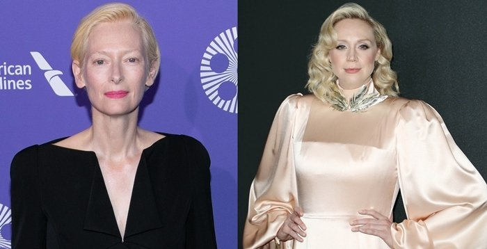 Tilda Swinton is often mistaken for Gwendoline Christie, who portrayed Brienne of Tarth in the HBO fantasy-drama series Game of Thrones (2012–2019)