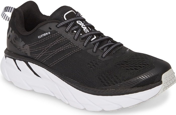 Engineered for a smooth ride and a comfortable fit, this lighter-than-ever running shoe sheds pounds with an engineered-knit upper and gravity-defying sole