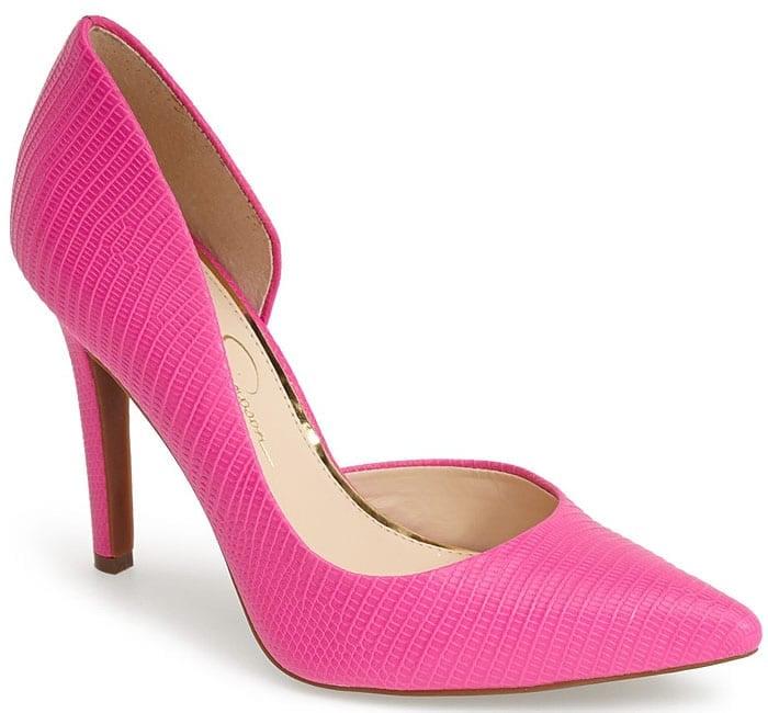 Jessica Simpson Claudette Pumps Ultra Pink