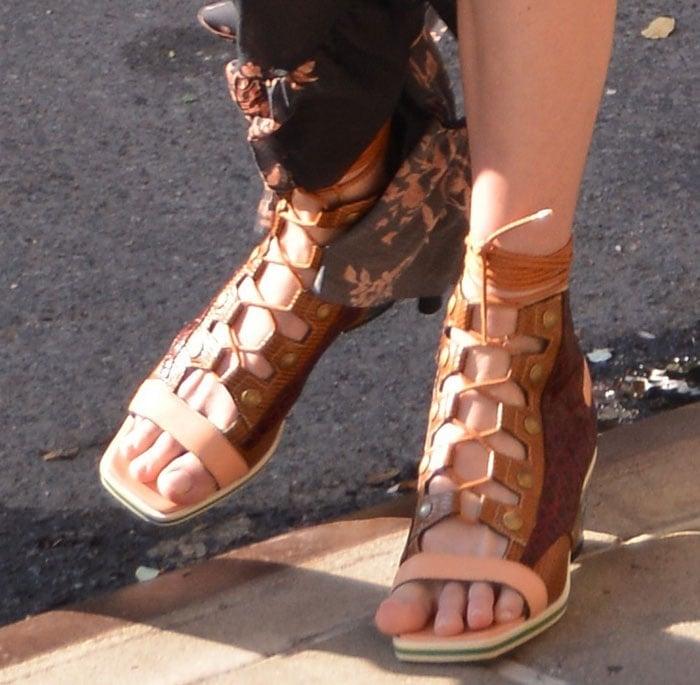 Kate-Bosworth-Rodarte-Lace-Up-Sandals