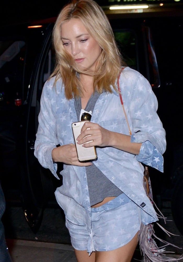 Kate Hudson Hotel Tribal Sandals 1