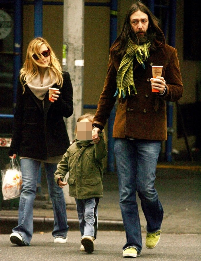 Kate Hudson, son Ryder Russell Robinson and ex-husband Chris Robinson