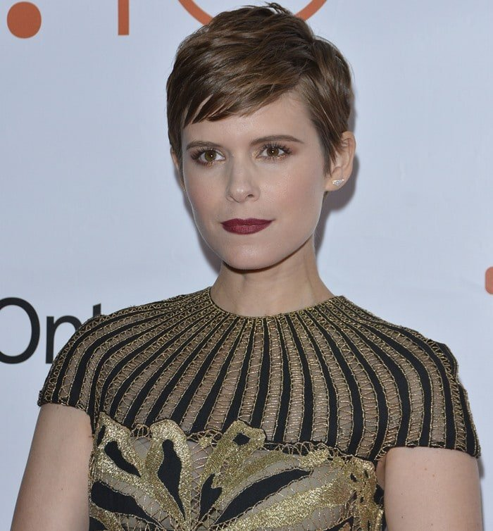 Kate Mara at the premiere of The Martian held during the 2015 Toronto International Film Festival