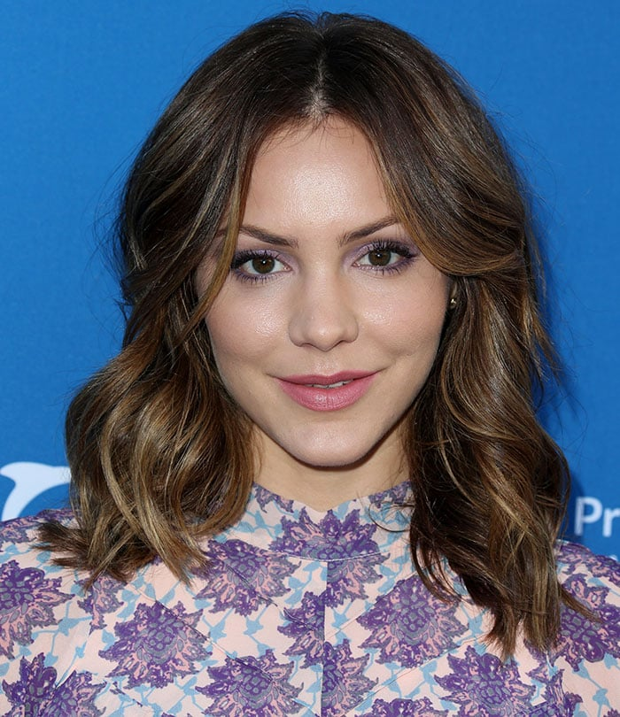 Katharine McPhee attends Concert for Our Oceans