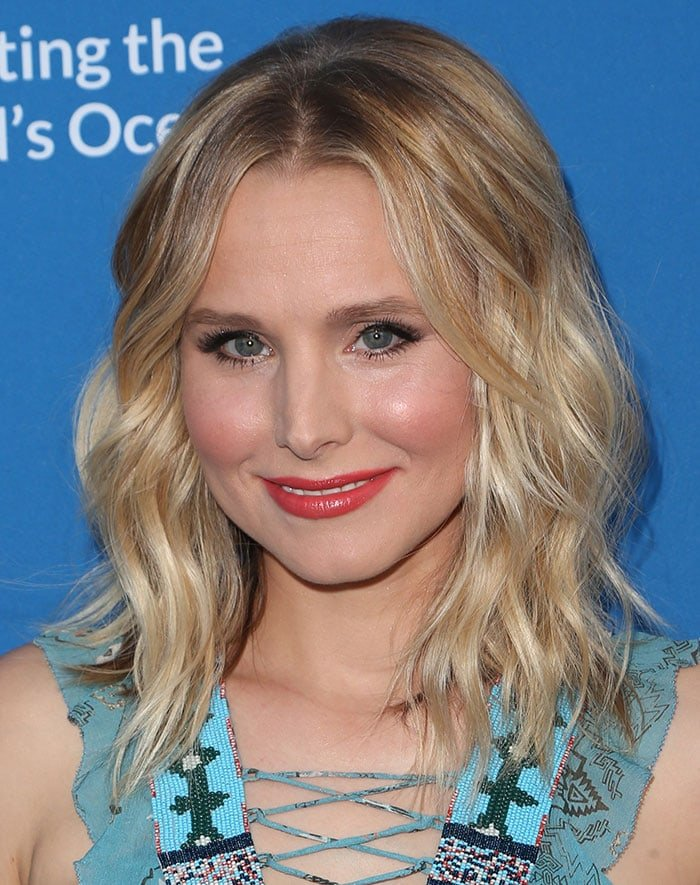 Kristen Bell attends Concert for Our Oceans hosted by Seth MacFarlane benefitting Oceana