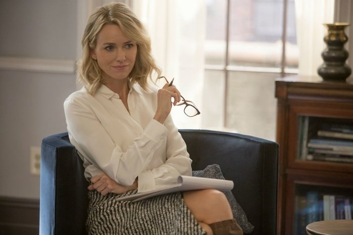 Naomi Watts was paid $275,000 for her role as clinical psychologist Jean Holloway in Gypsy