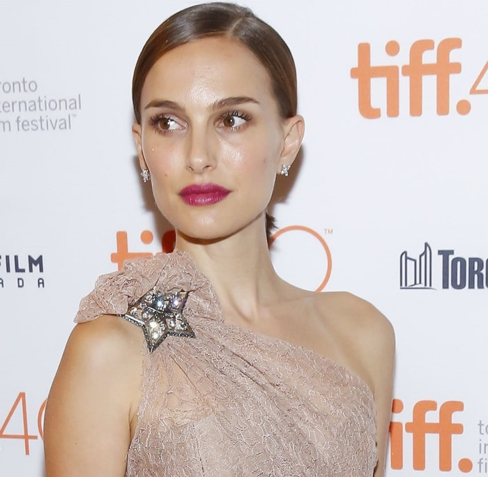 TIFF - A Tale of Love and Darkness premiere