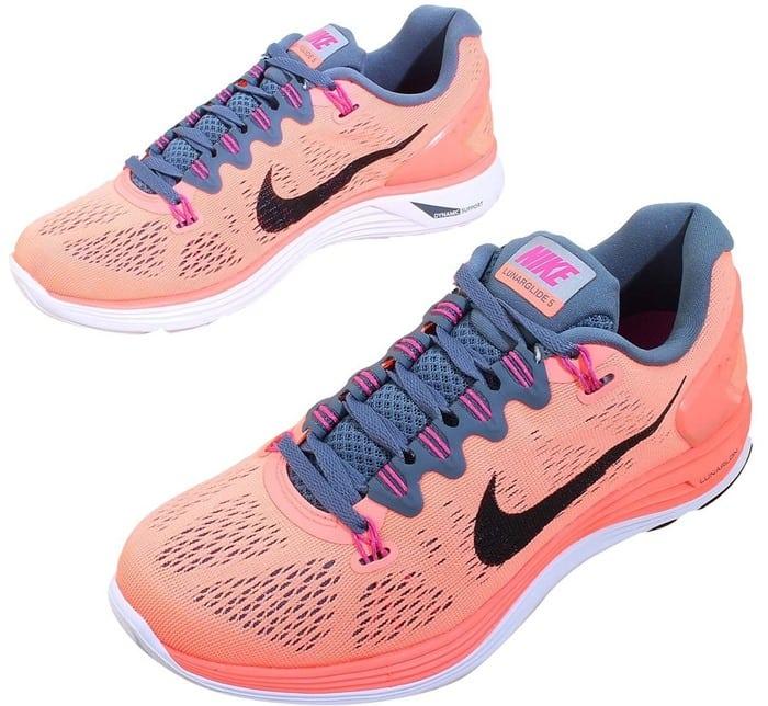 Nike Women Lunarglide 5 Running Shoe