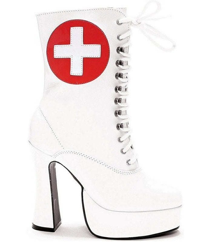Nurse Ankle Boot