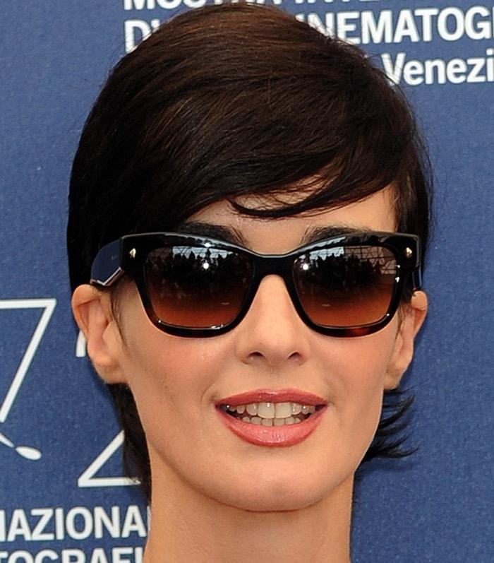 Paz Vega attends the Venezia 72 Jury Photo Call held during the 2015 Venice Film Festival in Venice on September 2, 2015