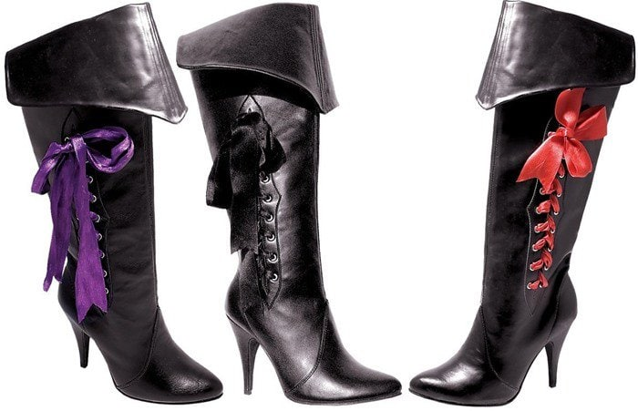Pirate Slouch Boot