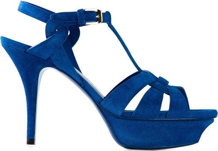 """Saint Laurent """"Tribute"""" Sandals"""