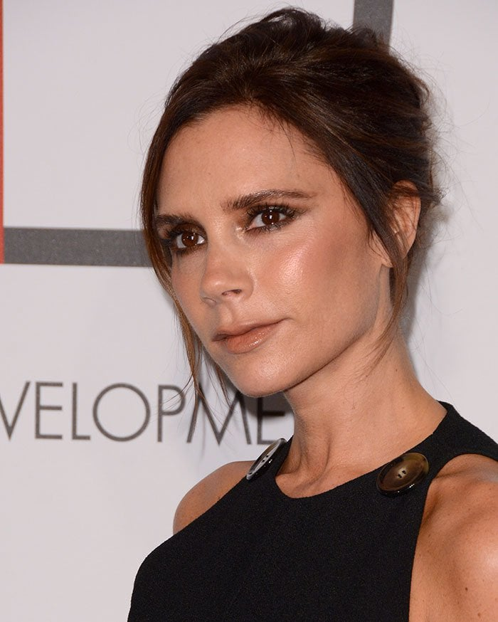 Victoria Beckham attends Fashion 4 Development's 5th Annual Official First Ladies Luncheon