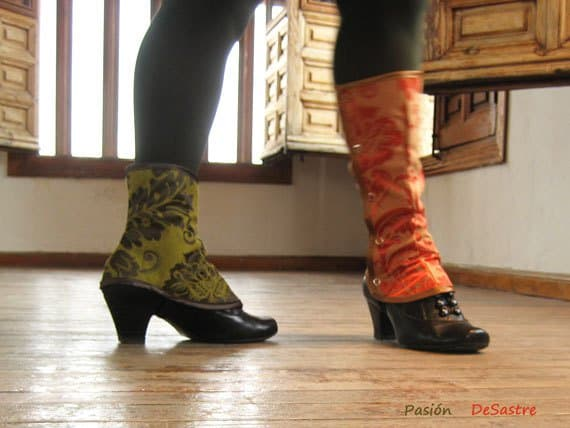 Waterproof and Stain- Resistant Spats