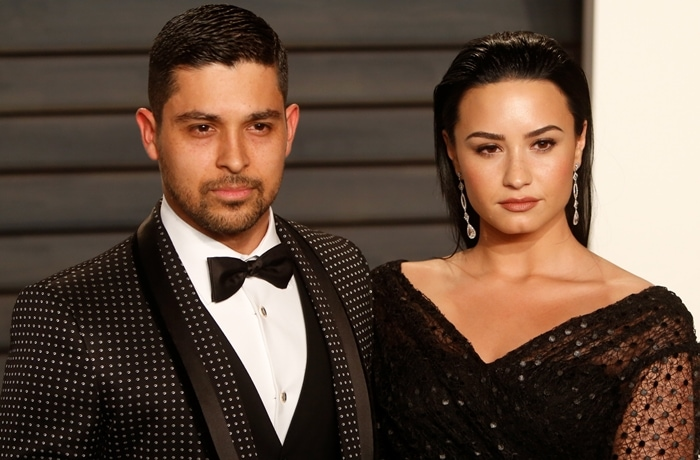Demi Lovato and Wilmer Valderrama dated for six years