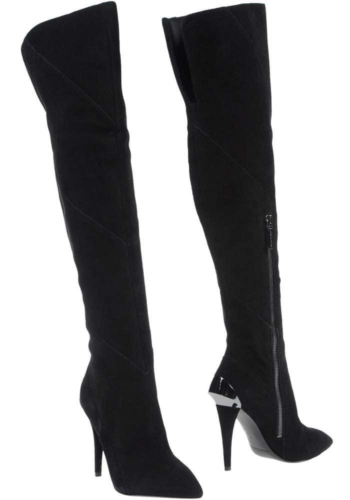 Pierre Balmain Soft Leather Boots