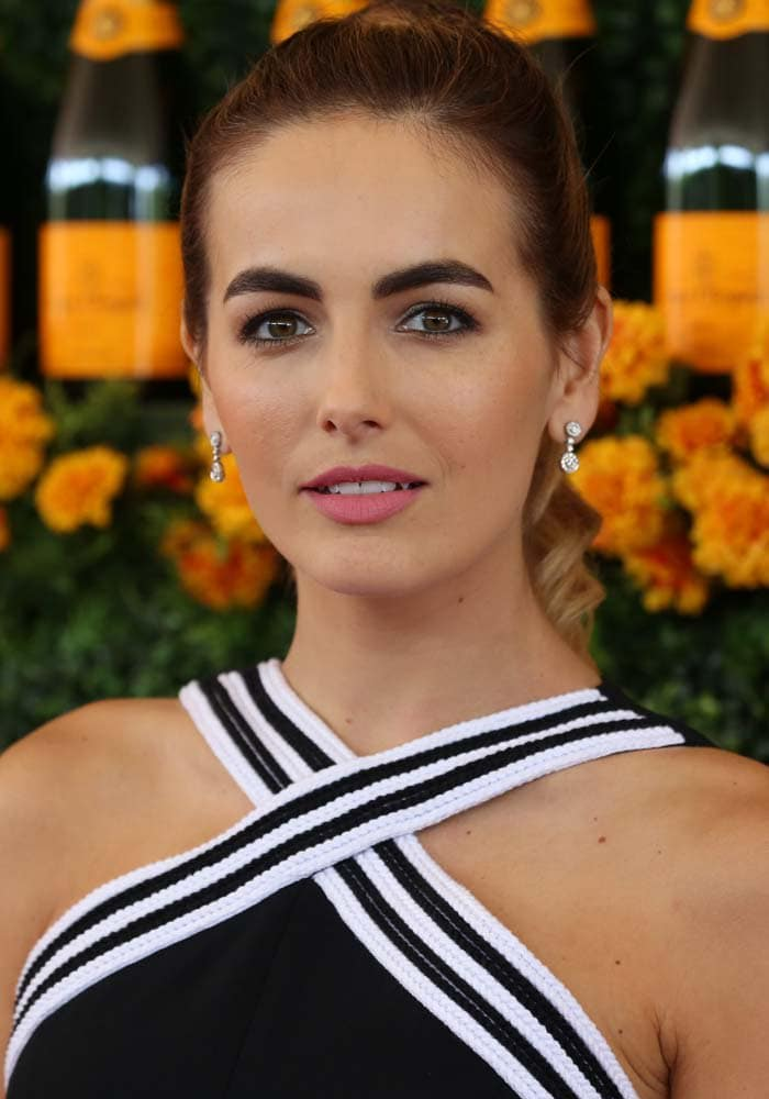 Camilla Belle was just one of the celebrities to get a kick (pun intended) out of this event at the 6th annual Veuve Clicquot Polo Classic