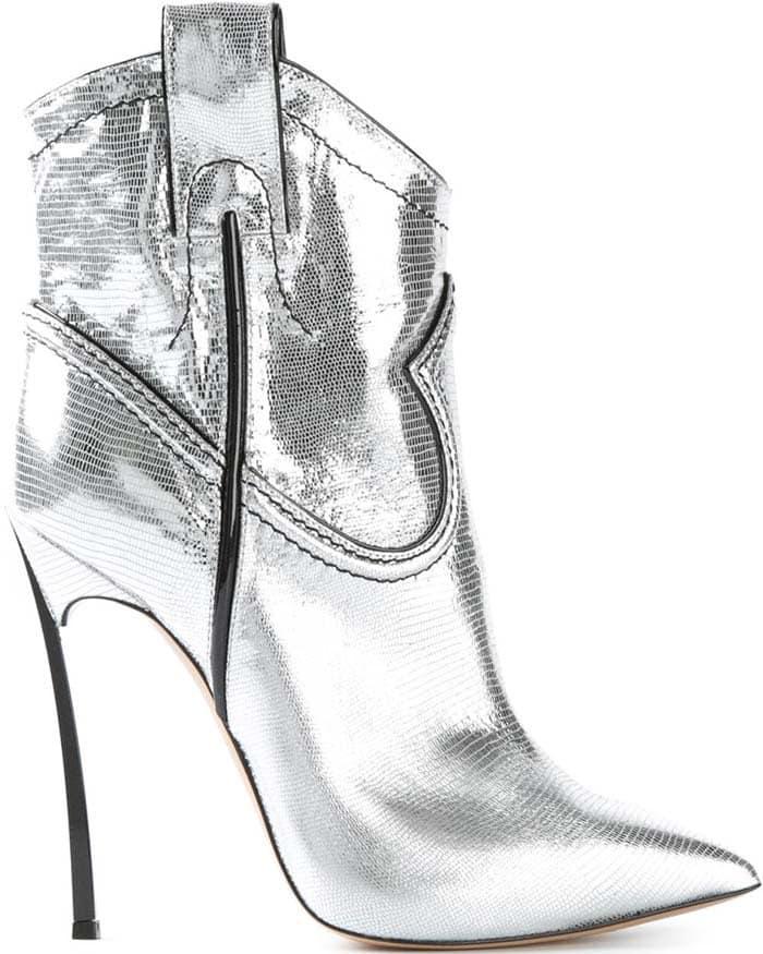 Casadei Stiletto Boots