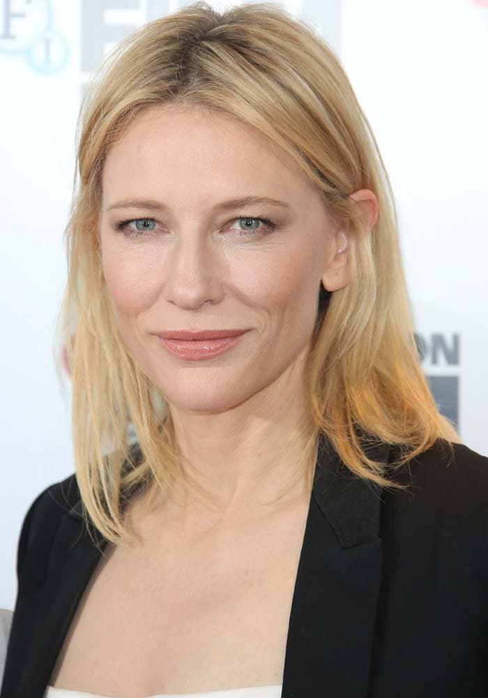 Cate Blanchett Says Complex Female Roles Should No Longer Be A