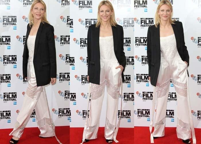 Cate Blanchett BFI Givenchy 2
