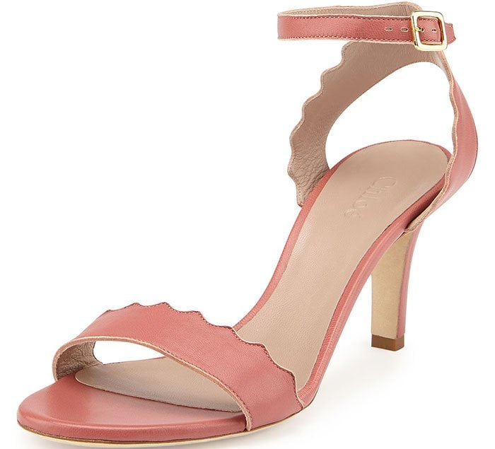 Chloe-Scalloped-Leather-Sandals-Pink
