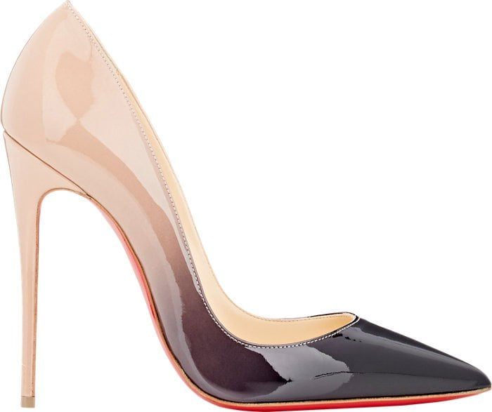 Christian Louboutin So Kate Degrade Pumps