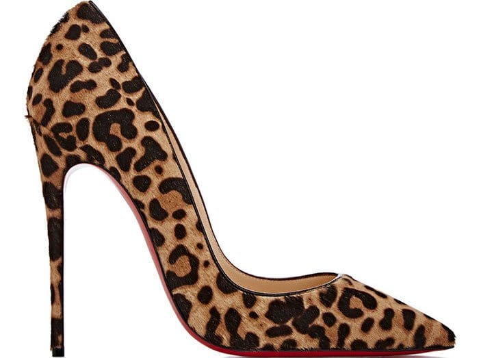 Christian Louboutin So-Kate Jaguar Pumps