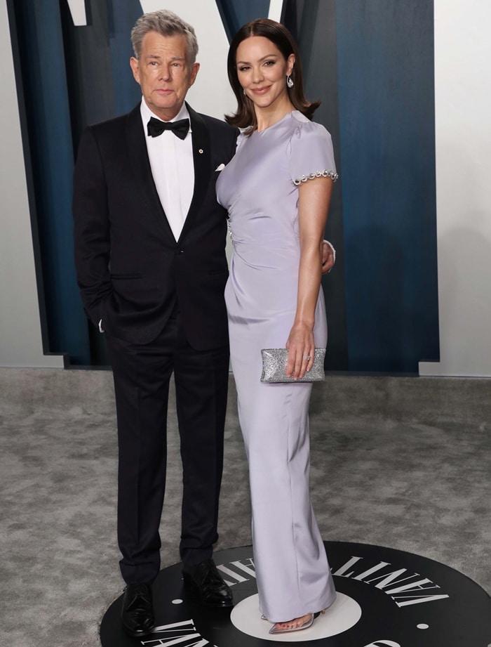 Katharine Mcphee S Husband David Foster Is 35 Years Older