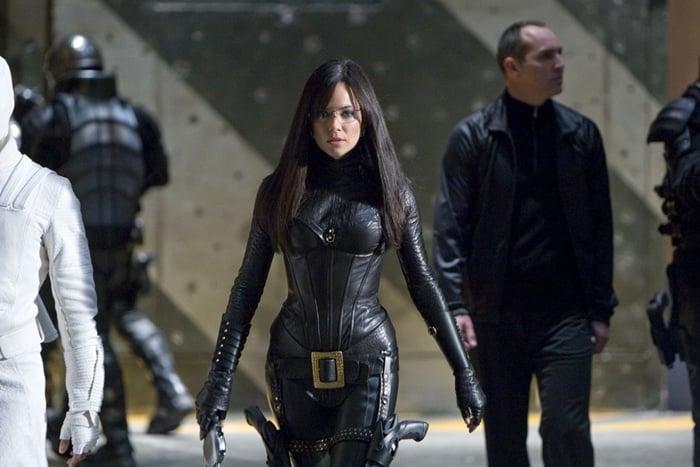 Sienna Miller burned her boobs starring as Baroness in G.I. Joe: The Rise of Cobra