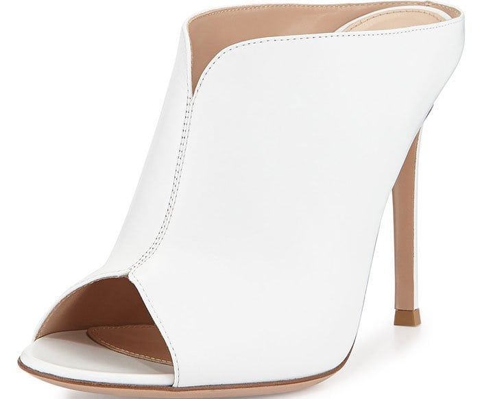 Gianvitto-Rossi-Leather-Open-Toe-Mule-Pumps