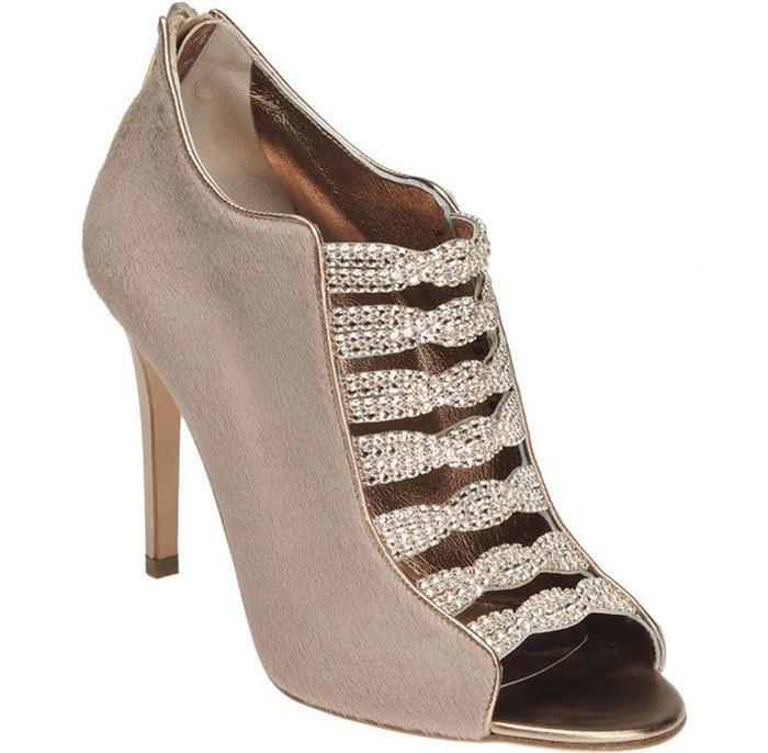 Gina-Cristina-Blush-Pony-booties-crystal-straps