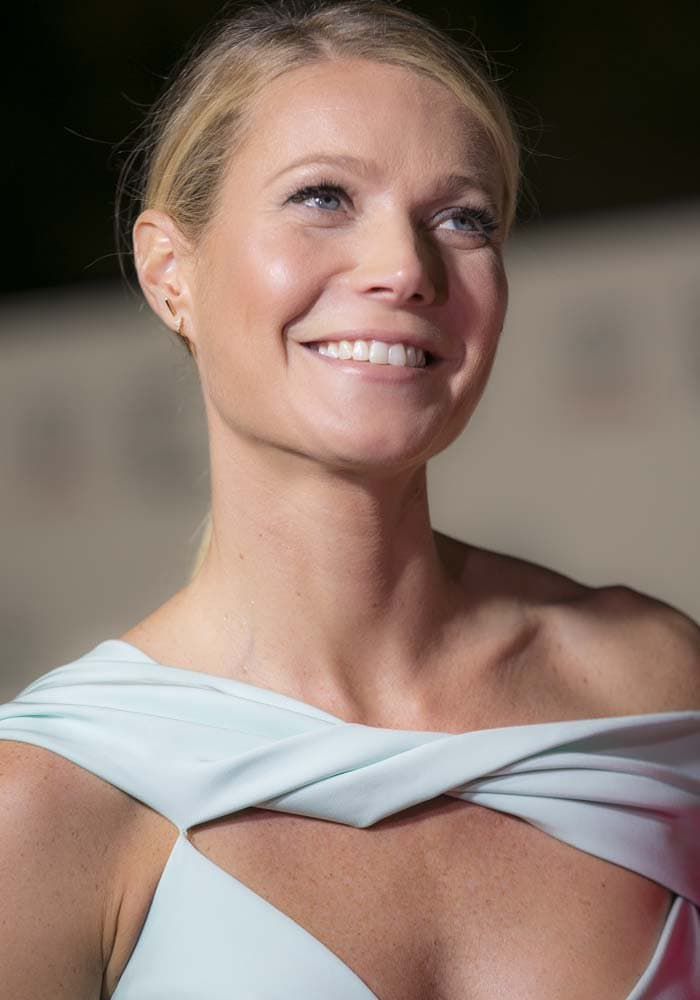 Gwyneth Paltrow attends the 25th annual Environmental Media Awards