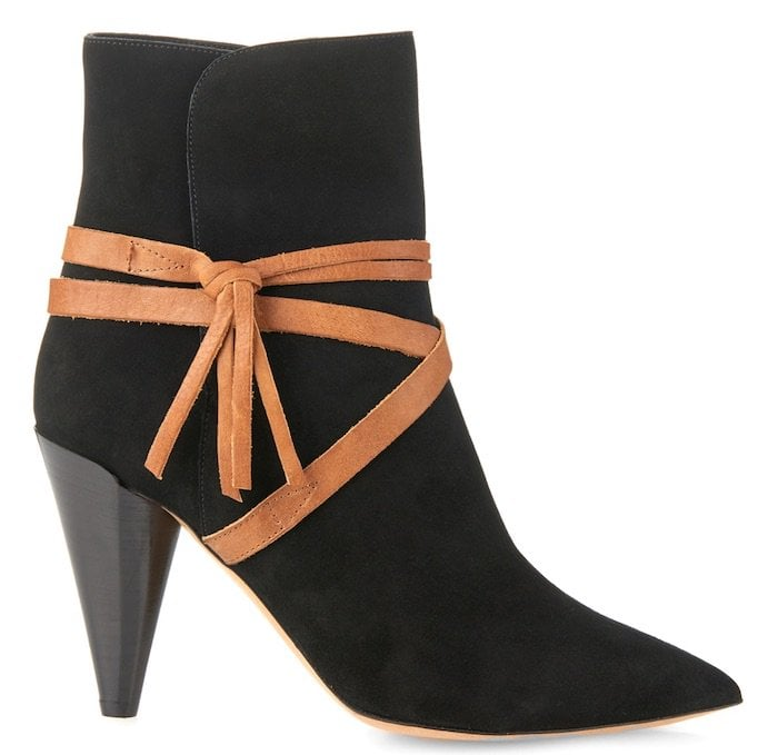 "Isabel Marant ""Nerys"" Boots in Beige"