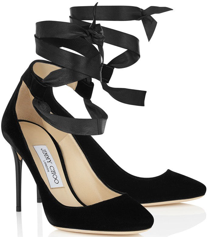 Jimmy Choo Rosana Black