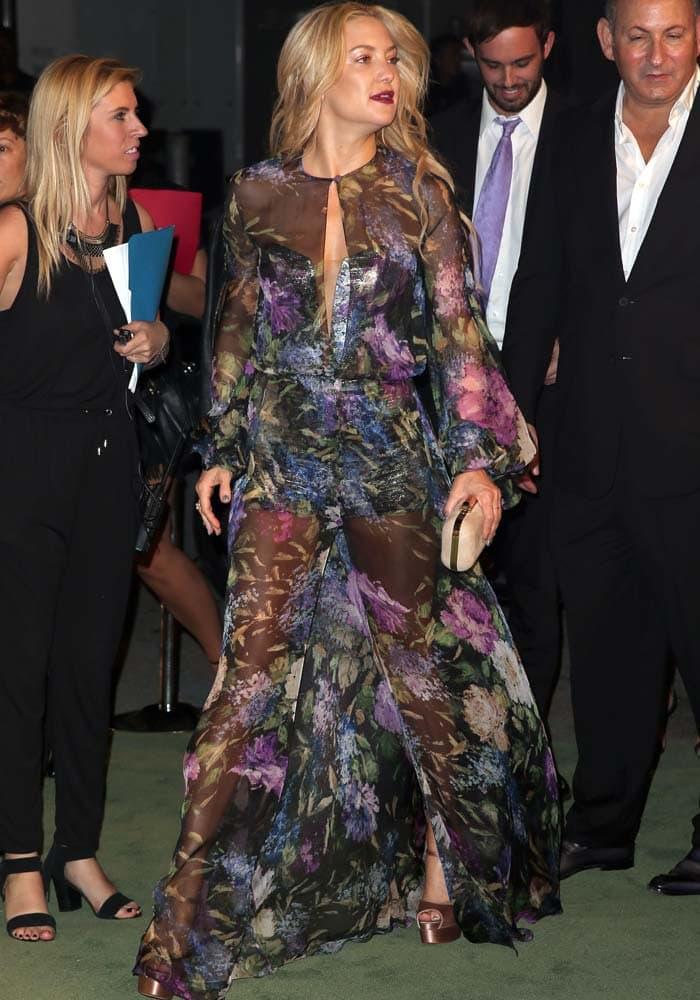 Kate Hudson La Mer Brian Atwood 4