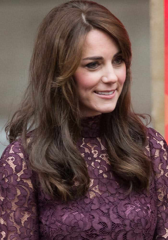 Duchess of Cambridge Kate Middleton hosts an event to celebrate the collaboration between the UK and China