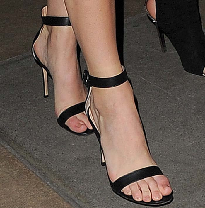 Kendall Jenner Cavalli Gianvito Rossi 3