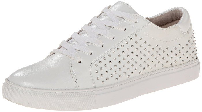 Kenneth Cole New York White Kam 3 Fashion Sneaker