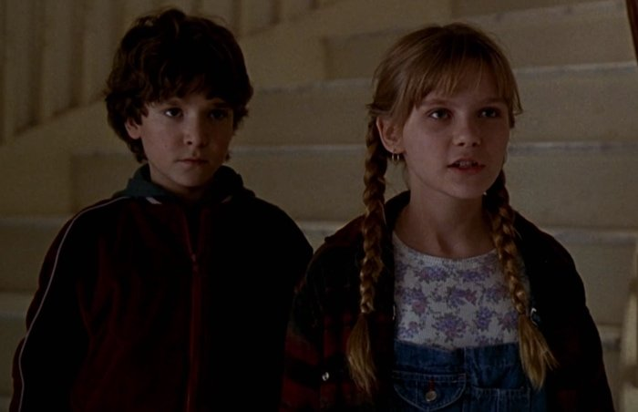 Kirsten Dunst Was 12 When Playing Judy Shepherd In Jumanji