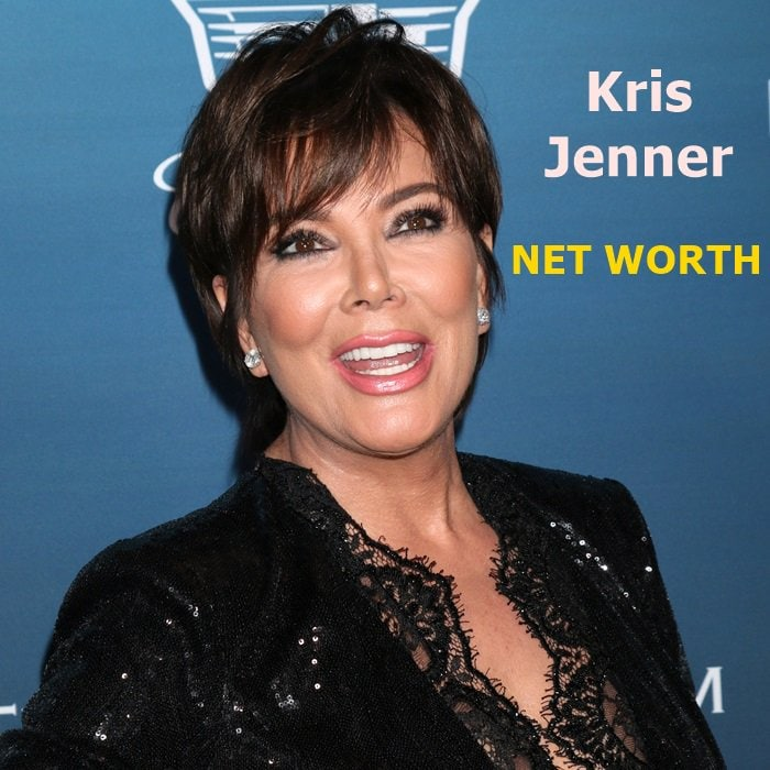 Kris Jenner's Net Worth: Estimated Annual Income of ...