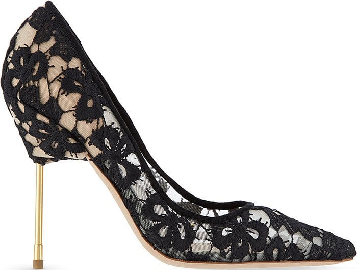 "Lace Kurt Geiger ""Britton"" Pumps"