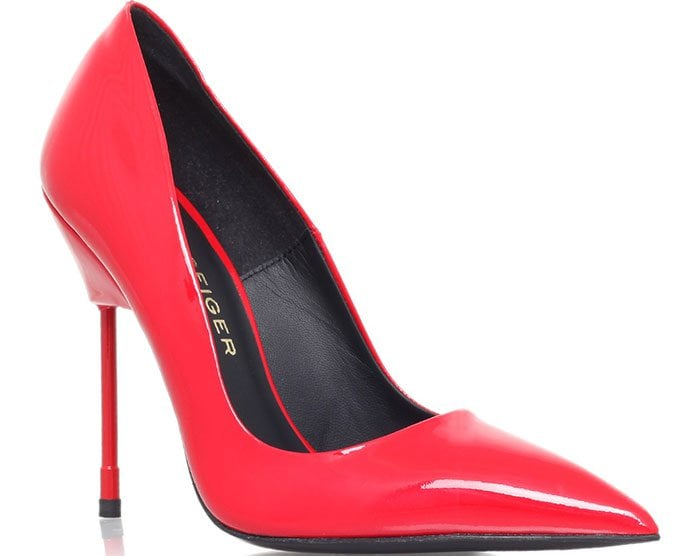 "Red Kurt Geiger ""Britton"" Pumps"