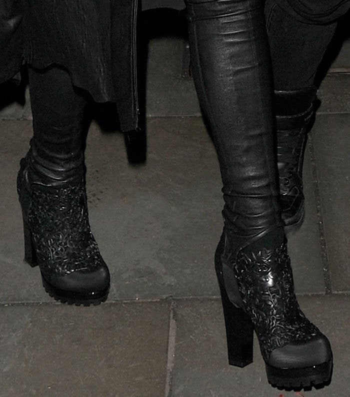 Lindsay-Lohan-Alexandre-Herchcovitch-for-Melissa-Flower-Heeled-Shoes