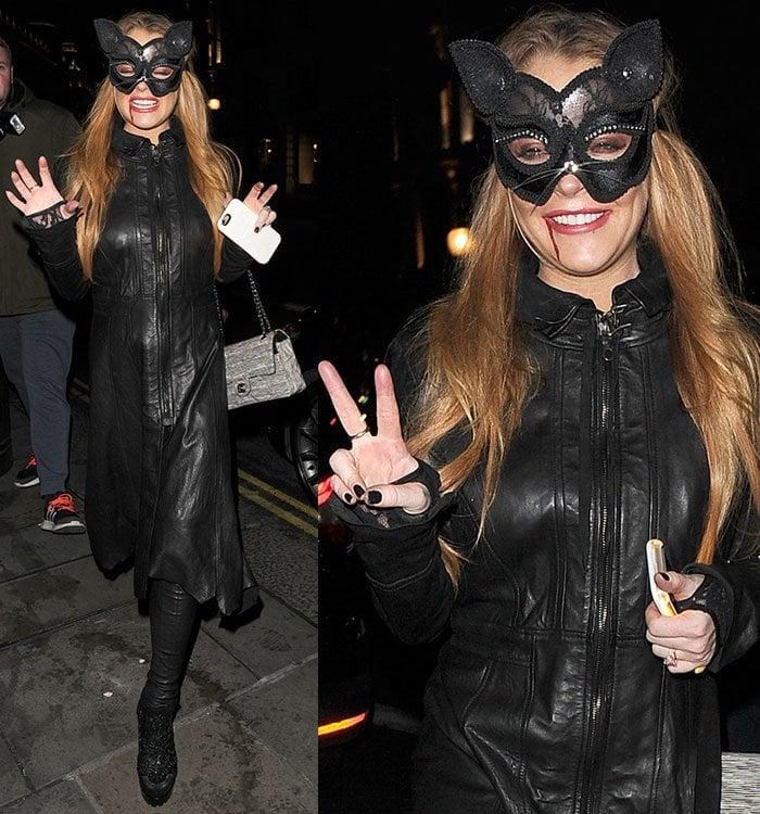 Lindsay-Lohan-Halloween-Party-The-Cuckoo-Club-Fran-Cutler